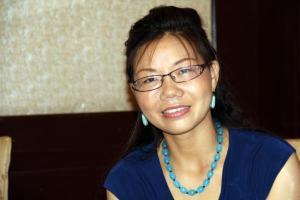 Lawyer Xiao Guozhen (肖国珍)