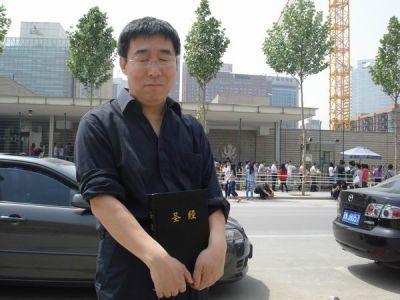 Mr. Xu Yonghai (徐永海). Internet photo.