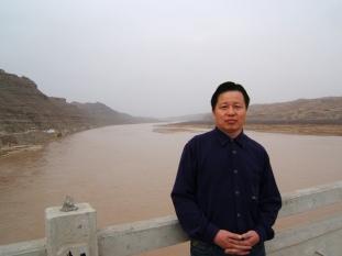 Gao Zhisheng around 2005.