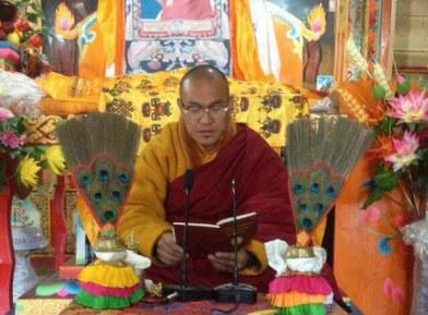 Kalsang Yeshe (Credit: RFA)