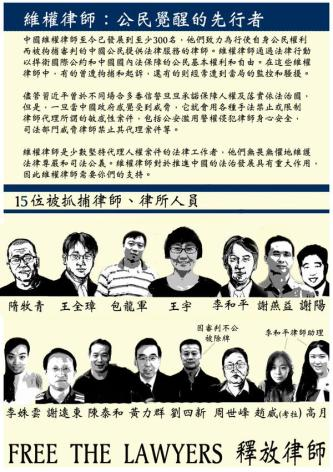Photo: China Human Rights Lawyers Concern Group