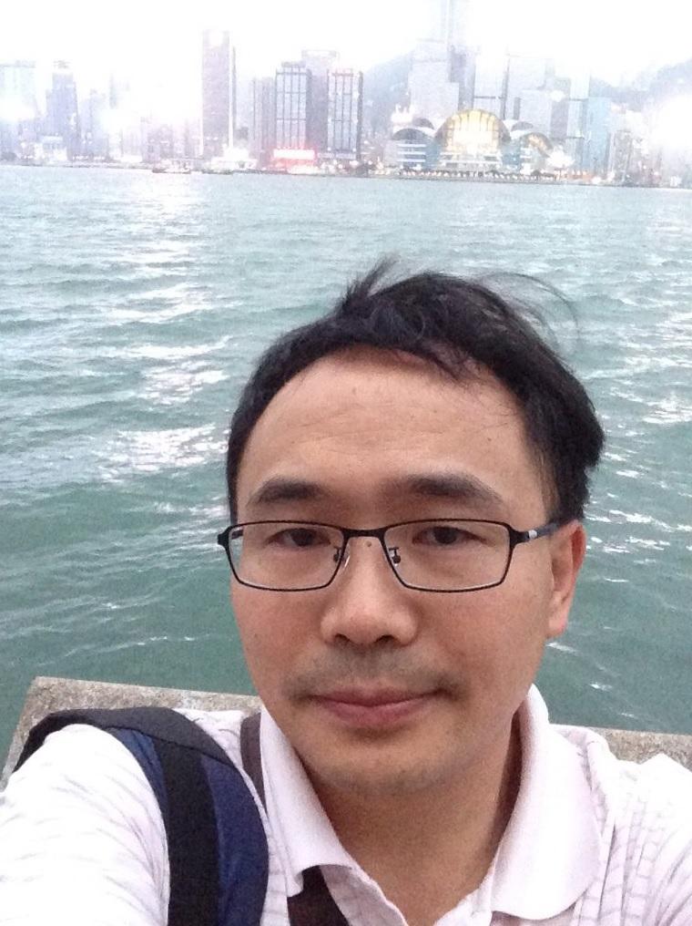 Pastor Su Tianfu