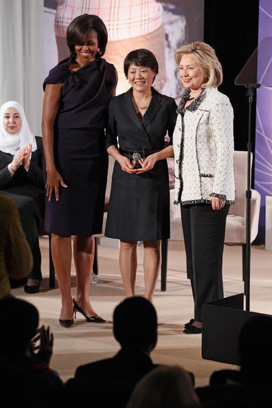 郭建梅_Hillary Michelle Obama