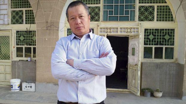 Gao Zhisheng, AP