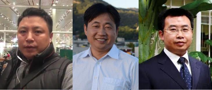 Xie Yang, Chen JG, Jiang TY 合成