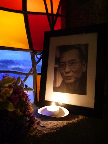 From Brittany, in Memory of Liu Xiaobo's Spirit and Voice of Conscience